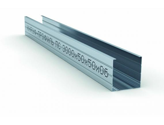 Профиль стоечный Knauf/Кнауф ПС-2 50х50х3000 мм