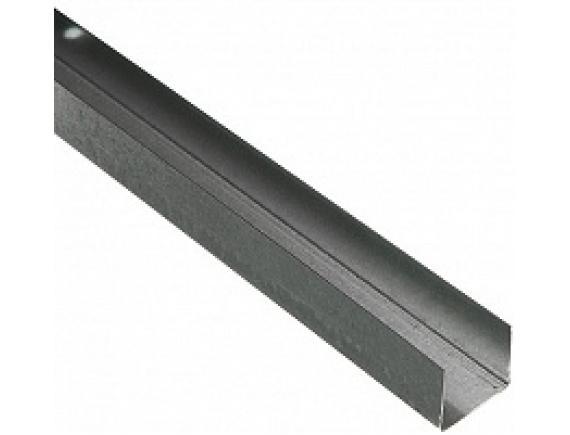 Профиль потолочный направляющий  Германия ППН 27х28х0.6мм 3000 мм