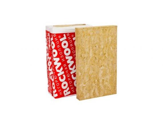 Каменная вата Rockwool (Роквул) Венти Баттс Оптима 1000x600x50 мм (8 штук в упаковке) 4,8м2; 0,24 м3