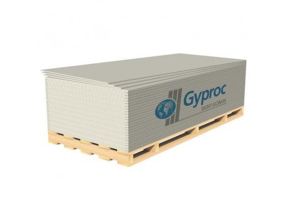 Гипсокартонный лист Gyproc/Гипрок  2500х1200х9.5 мм