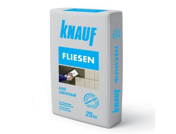 Клей для плитки Knauf Fliesen/Кнауф Флизен 25 кг