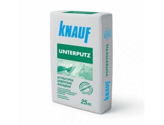 Штукатурка цементная Knauf/Кнауф Унтерпутц УП 210 25 кг