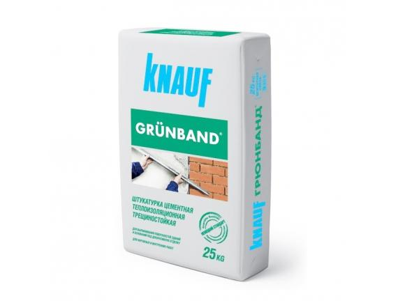 Штукатурка цементная Knauf/Кнауф Грюнбанд 25 кг