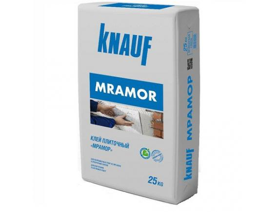 Клей для плитки Knauf Mramor/ Кнауф Мрамор 25 кг