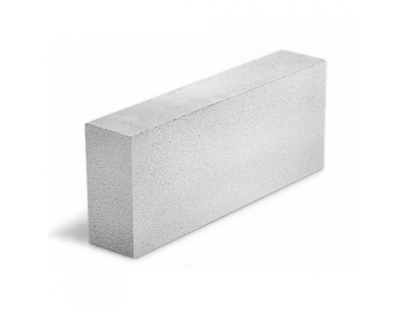 Пеноблок из ячеистого бетона 75х250х600 мм