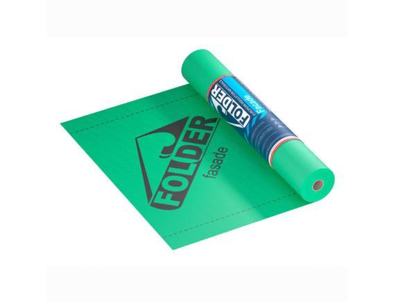 Гидро-Ветрозащита для Фасадов Фолдер / Folder Facade