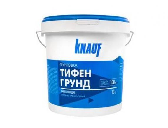 Грунтовка Knauf /Кнауф Тифенгрунд 10 кг