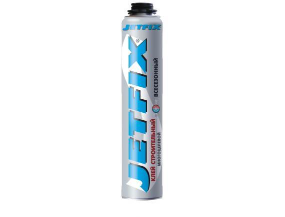 Клей - Пена профессиональная  Jetfix всесезонная 750 мл