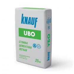 Стяжка цементная легкая  Кнауф Убо/Knauf Ubo 25 кг