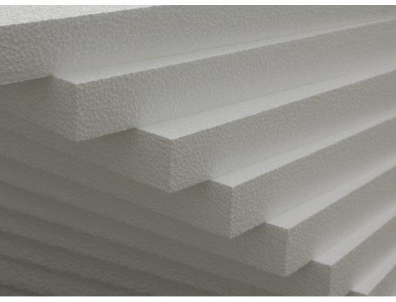 Пенопласт  1000х1000х30 мм ( плотность 25 )