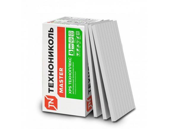 Экструдированный пенополистирол Технониколь Техноплекс XPS 1180x580x20 мм 20 плита в упаковке (14.37м2;0.287м3)