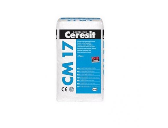 Клей универсальный высокоэластичный Ceresit/Церезит CM 17 25 кг