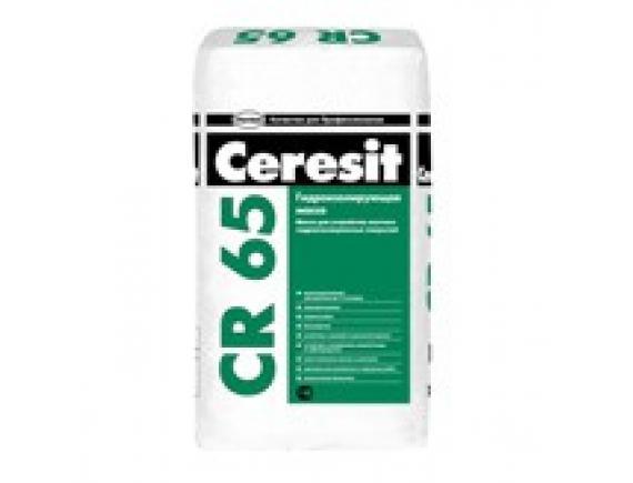Масса гидроизоляционная Ceresit CR 65 25 кг