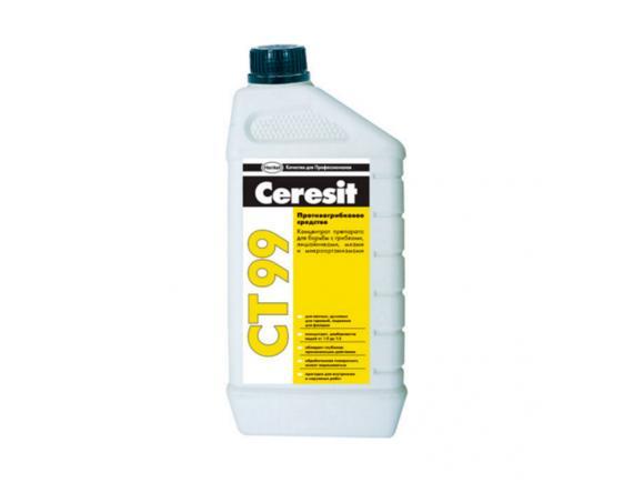 Средство противогрибковое Ceresit/Церезит  CT 99 1 л
