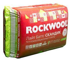 утеплитель Rockwool